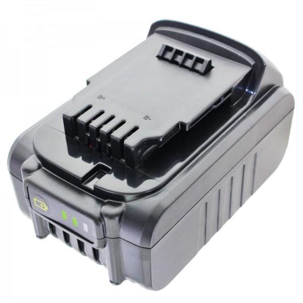 Akku passend für den Dewalt Akku DCB140, DCB141-XJ, DCB143-XJ, DCB145 mit 1,3Ah