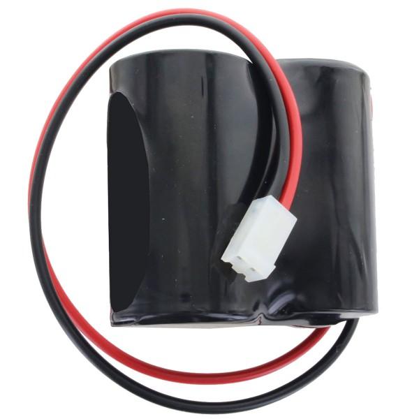 Batterie passend für Varta 760AB, ABUS FU2986, FU8220, Funkaußensirene, Secvest (bitte Polung beachten)