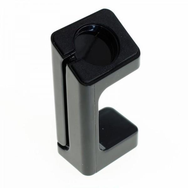 AccuCell Standfuss schwarz passend für die Apple Watch 38mm und 42mm