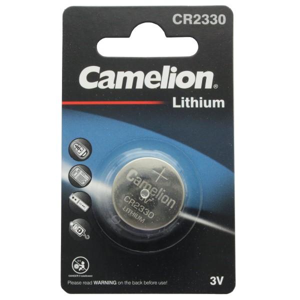 CR2335 Lithium Batterie (dafür alternativ CR2330) Artikel wird nicht mehr produziert! Alternativ kann die 0,5mm dünnere CR2330 verwendet werden, bitte Prüfen Sie ob Sie die 3,0mm Höhe anstelle der 3,5