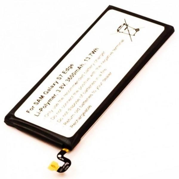 Akku passend für Samsung Galaxy S7 Edge, EB-BG935ABE 3600mAh