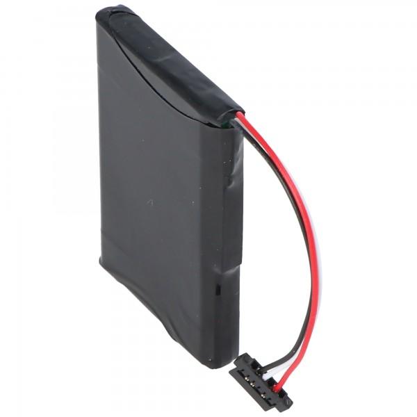 AccuCell Akku passend für MEDION MD96220, PNA150, BP-LP1230
