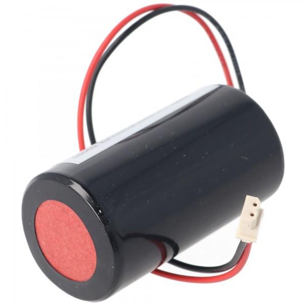 19000mAh Batterie passend für Eve ER34615-GL101, 0-9912-K, ER34615M/W200, Visonic Sirene 710, 720