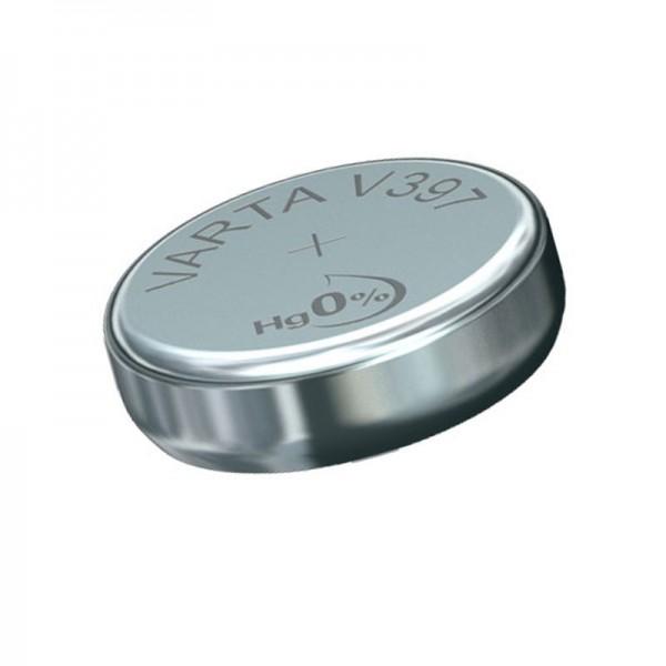 397, Varta V397, SR59, SR726SW Knopfzelle für Uhren etc.