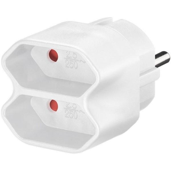 Euro-Mehrfach-Adapter
