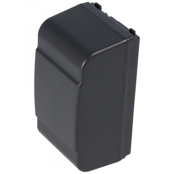 AccuCell Akku passend für Bosch BT-70, C61, C62, V61, Sony NP-77