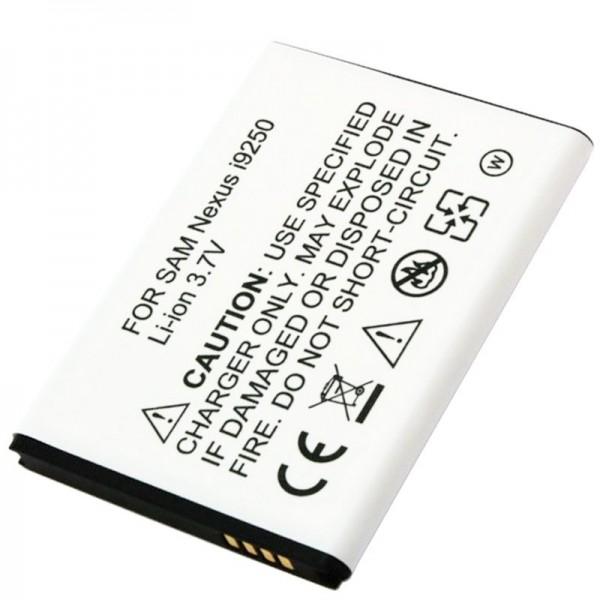 Akku passend für das Samsung Nexus Prime, Samsung GT-I9250, Samsung Galaxy Nexus