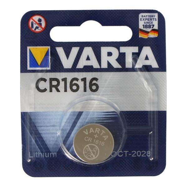 Varta CR1616 Lithium Batterie