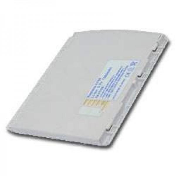 AccuCell Akku passend für Casio E-3073BAT, 1500mAh Silber