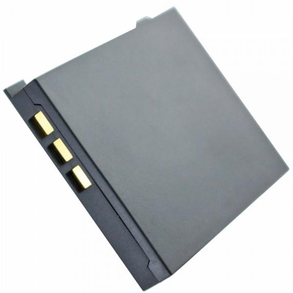 Akku passend für Logitech Laser cordless mouse G7, 831409