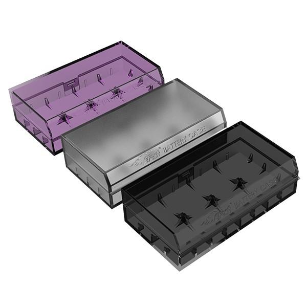 Efest L2 - Plastikbox für 2x 18650 bis max. Länge 70mm