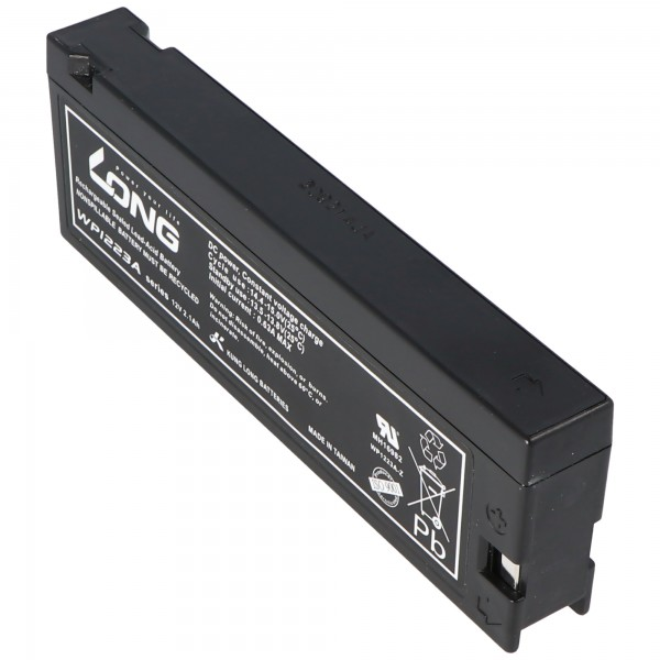 AccuCell Akku passend für JVC GS-1000, SCN2423A, SCN2500A, SCN2395A