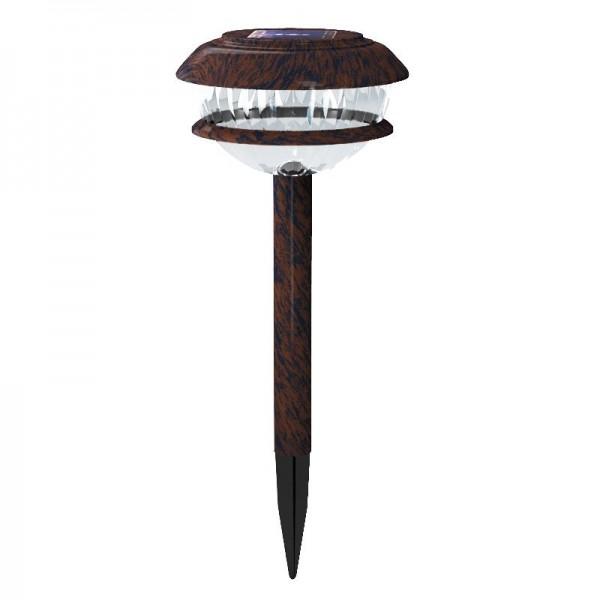 1 Stück Duracell LED Solar Gartenlampe mit bis zu 5 Lumen mit NiMH AA Akku