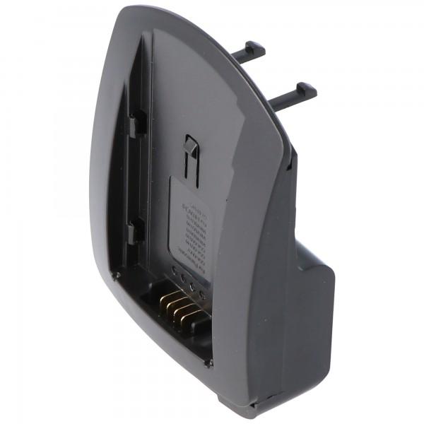 Ladeschale nur für Panasonic CGA-DU07E, DU14E, DU21E, VBG130, VBG260