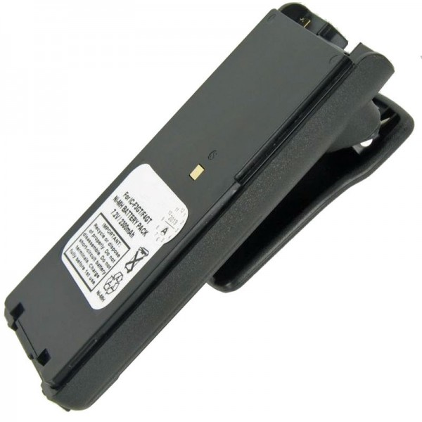 Akku passend für ICOM IC-F3GS, IC-F4GS, BP-209, BP-210