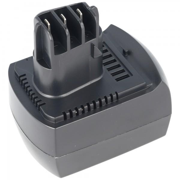 Akku passend für Metabo 6.25473, 6.25474 Air-Cooled 12V NiMH 3Ah