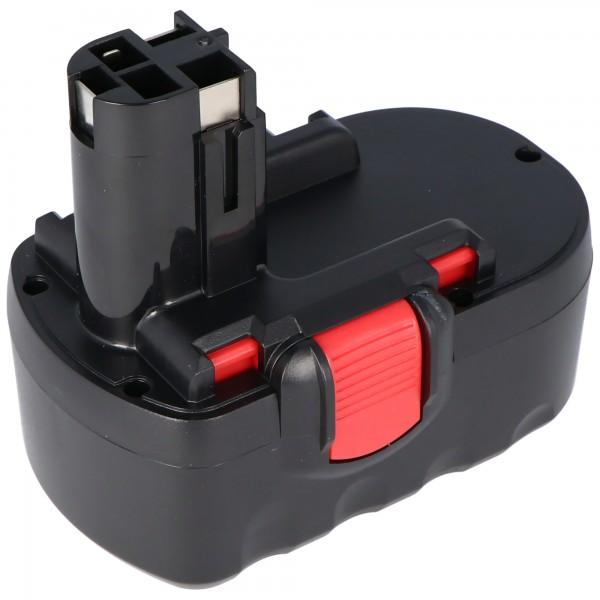 Akku passend für Bosch GSR 18VE-2, 2607335266, 2607335278, 1.4Ah