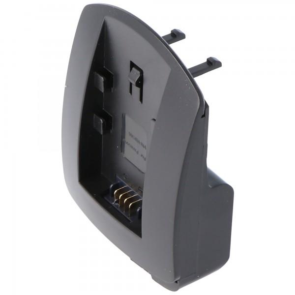 Ladeschale passend für Panasonic VW-VBK180 Akku, VW-VBK360 Akku