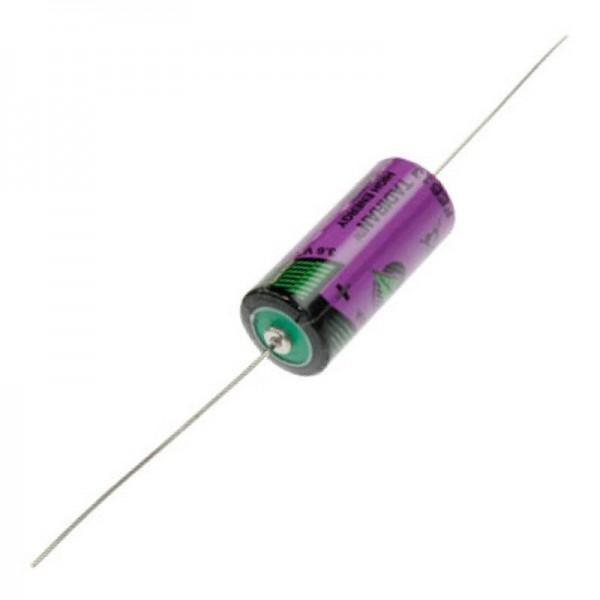 Tadiran LTC SL-361/P Lithium-Thionylchlorid Batterie 2/3 AA Mignon