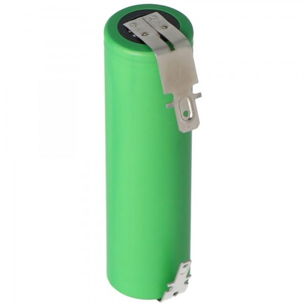 Akku passend für Gardena ACCU 60 Lithium Energy 8801 LF U-Form, 8812, 8800