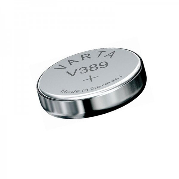 389, Varta V389, SR54, SR1130W Knopfzelle für Uhren etc.