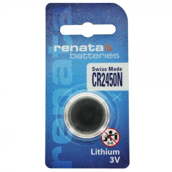 Renata CR2450N Lithium Batterie