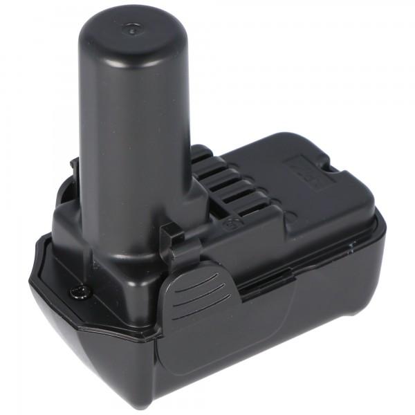 Akku passend für den Hitachi BCL1015 Akku CR 10DL, CJ 10DL 10,8 Volt Li-Ion Akku 1500mAh