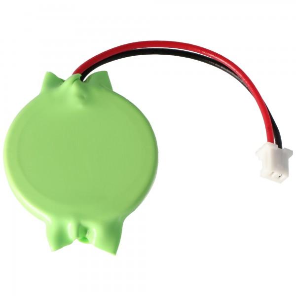 431436-001 BackUp CMOS Batterie mit Kabel und Stecker