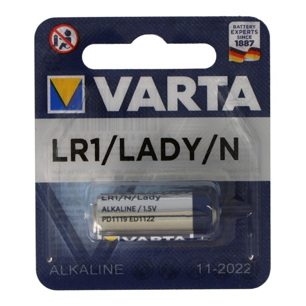 Varta 4001 High Energy LR1 / 522 / N / AM5