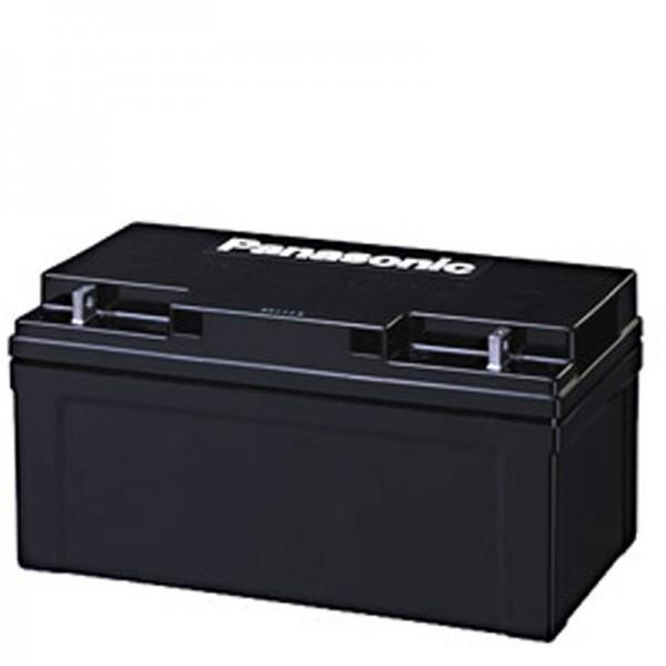 Panasonic LC-X1275P Bleiakku 12 Volt 75 Ah