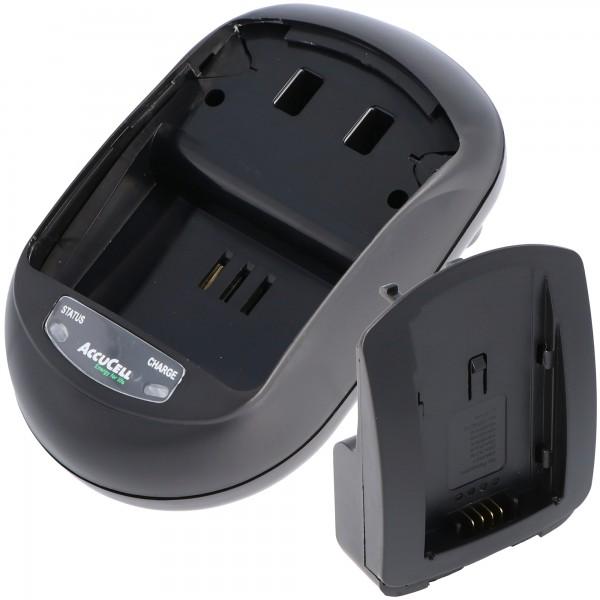 Schnell-Ladegerät passend für Panasonic CGA-DU06, -DU07, -DU12