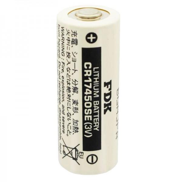Sanyo Lithium Batterie CR17450SE Size A, ohne Lötfahnen
