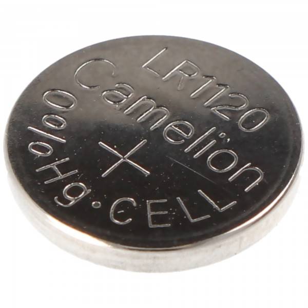 LR55, bauähnlich Varta LR55 Batterie V8GA, 191, 80, LR1120 Knopfzelle
