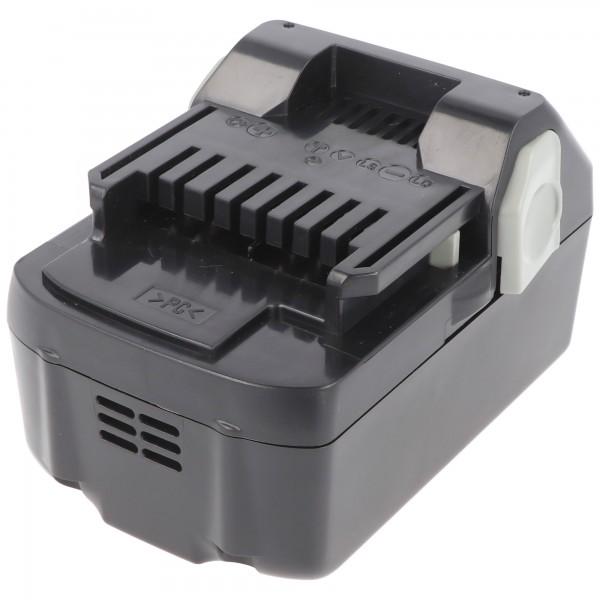 Akku passend für Hitachi BSL 1815X, BSL 1830, BSL 1840, 330067, 330068, 330139, 330557, 5Ah