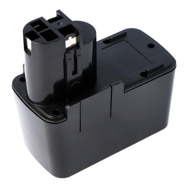 Akku passend für Bosch GSR 9.6-1, 9.6 VES-2, VPE-2, VE-2 NiMH 2Ah