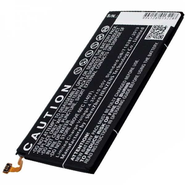 AccuCell Akku passend für den Samsung EB-BA700ABE Akku Samsung Galaxy A7