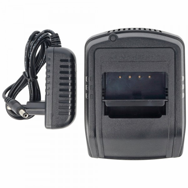 Ladegerät passend für den HBC Kranakku FuB10 NiCd und NiMH