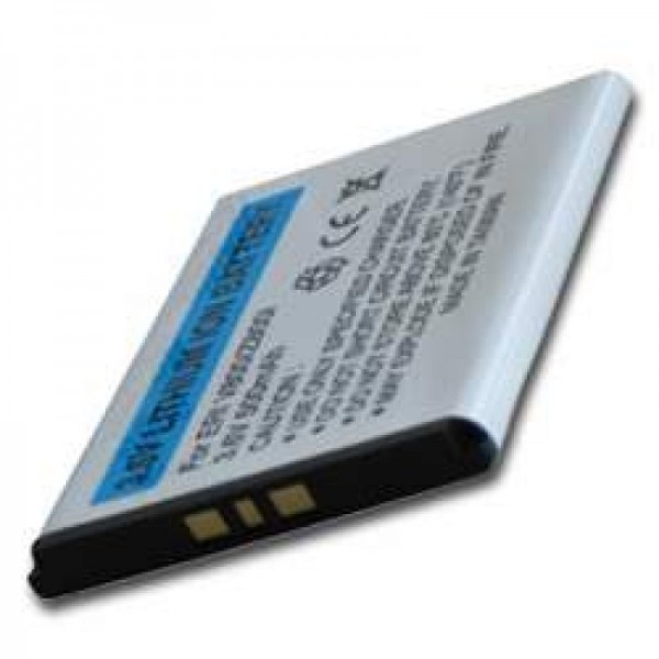 AccuCell Akku passend für Sony Ericsson W950i, 500mAh