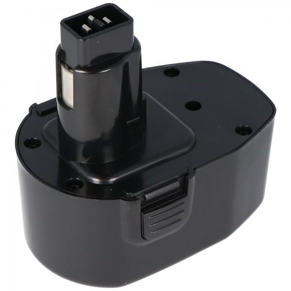 Akku passend für BLACK & DECKER A9262, A9267, A9276, A9527, PS140, PS140A