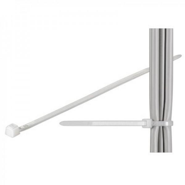 Kabelbinder Standard, transparent Länge 280mm, Breite 4,8 mm