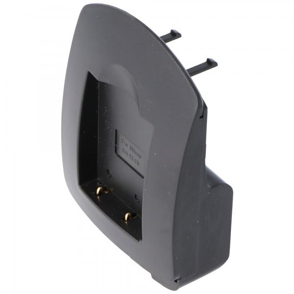 Ladeschale passend für Nikon EN-EL19, COOLPIX S2500, S3100, 4100
