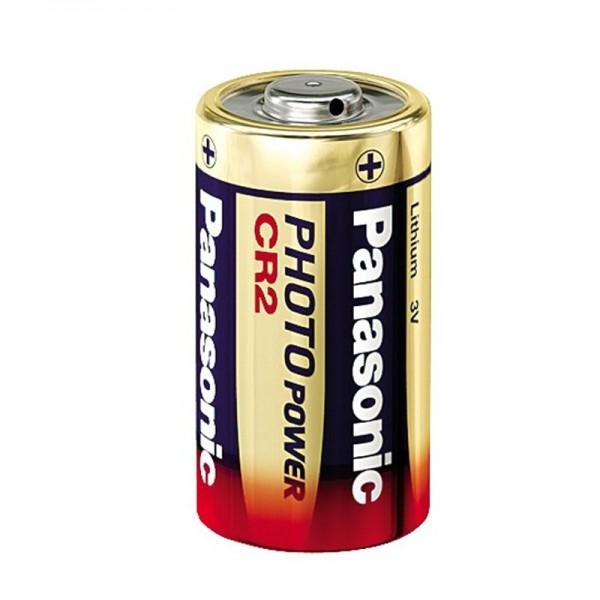 Panasonic CR2 Photo-Lithium Batterie CR-2, CR2EP, DL CR2