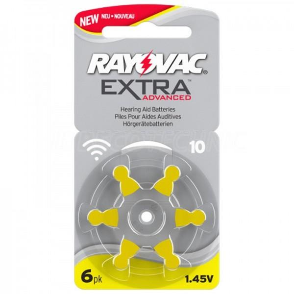 Hörgeräte Batterie Varta HA10, PR70, 4610, Acoustic Special