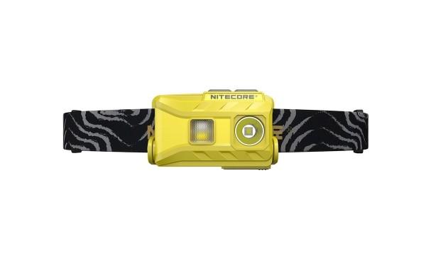 Nitecore NU25 - Kopflampe mit 3 Lichtquellen 360 Lumen CREE XP-G2 S3 LED, CRI-Weißlicht-LED, Rotlicht-LED