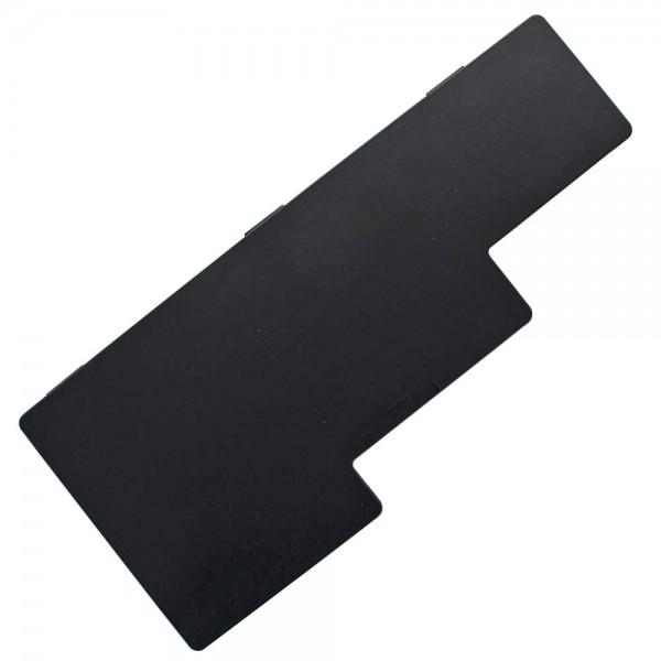 Akku passend für Lenovo ThinkPad W700, FRU 42T4556, FRU 42T4558