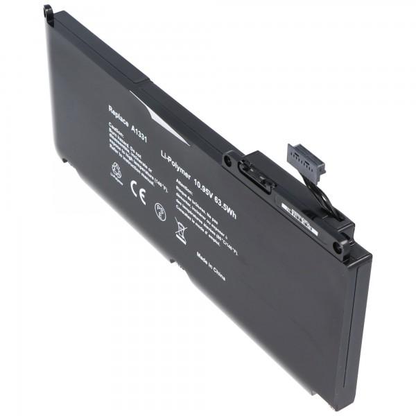"Akku passend für den Apple Akku A1331, A1342 Akku MacBook Pro 17"""
