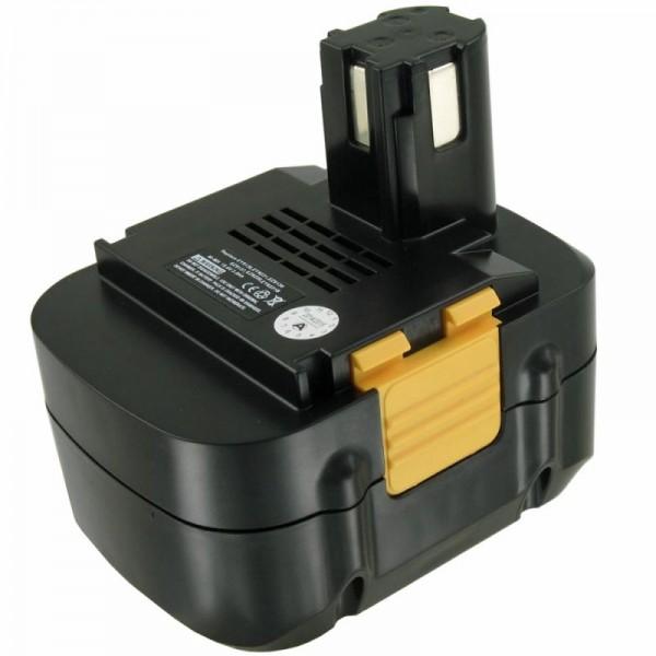 Akku passend für Panasonic EY9136B, EY9230B, 15,6 V, NiMH 2,0Ah