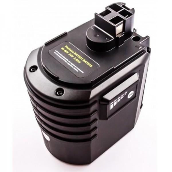 Akku passend für Bosch GBH24VRE, GBH24VFR, 2607335082, 3,0Ah