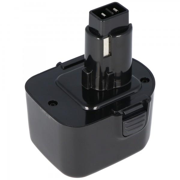 Akku passend für Black & Decker PS130, PS130A, A9252, A927 2,0Ah NiMH Akku