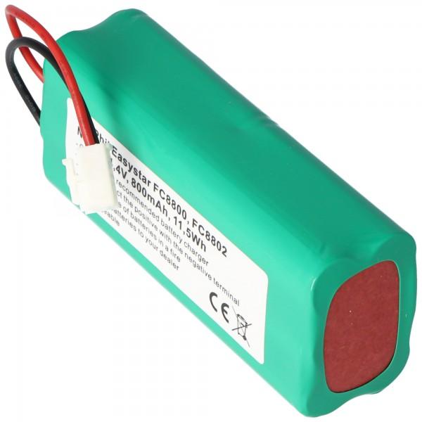 Akku passend für den Philips Easystar FC8800 Akku FC8802, 432200624651